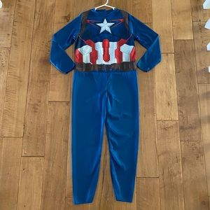 Marvel Captain America Costume Suit by Rubie's